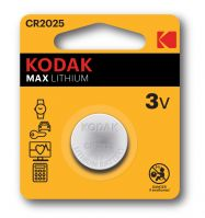 Kodak Lithium Button Cell batteries 2025 Pack of 2