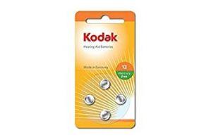 Kodak Hearing Aid Batteries Size 13