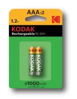Kodak Rechargeable Batteries AAA