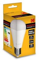 Kodak LED A60 E27 1450lm Day 15w/100w