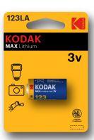 Kodak Ultra lithium battery 123 A