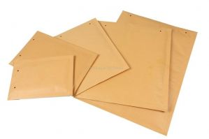 brown bubble envelopes 100*165