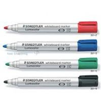STAEDTLER WhiteBoard Markers Red