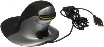 Fellowes Penguin Ambidextrous Vertical Mouse Wired