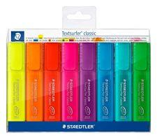 Staedtler Pack of 8 neon Highlighters