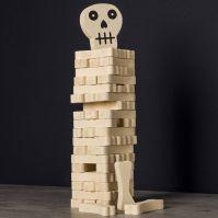 STACK the BONES skeleton skull & crossbones STACKING