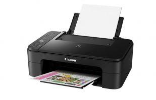 Canon PIXMA TS3140 3-in-1 Multifunction Wi-Fi Inkjet Printer