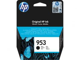 Black HP 953 Ink Cartridge - (L0S58AE)