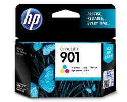 HP 901 Tri-Color Ink Cartridge