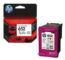 HP 652 Color Original Ink