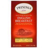 Twinings English Breakfast Tea 25 Individual Tea Bags