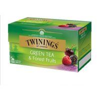 Twinings Green Tea & Forest Fruits 25 Tea Bags