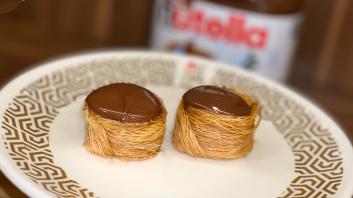 oush bolbol Nutella