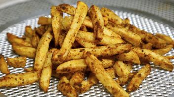 Roasted Fries