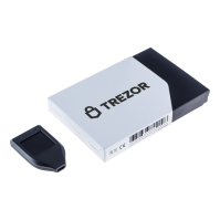Trezor Model T Next Generation Cryptocurrency Hardware Wallet With LCD Screen