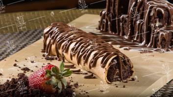 Crepe Brownie