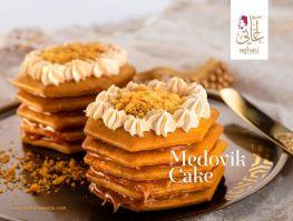 Medovik Cake
